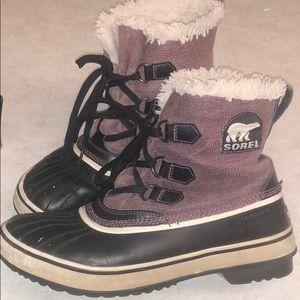 Sorels boots! Size 9